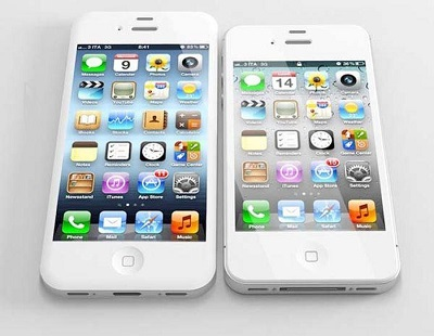 iPhone с большим экраном - iPhone 4,5