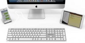 Kanex Multi-Sync — универсальная клавиатура для Mac, iPhone и iPad