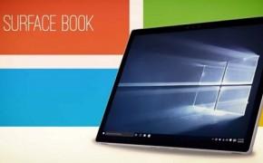 Surface Book — ноутбук от Microsoft